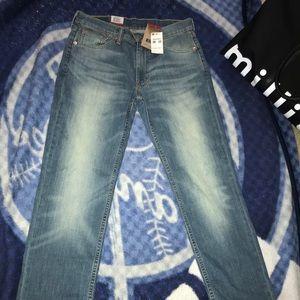 Brand new Men's Blue Levi stratus size 30/32